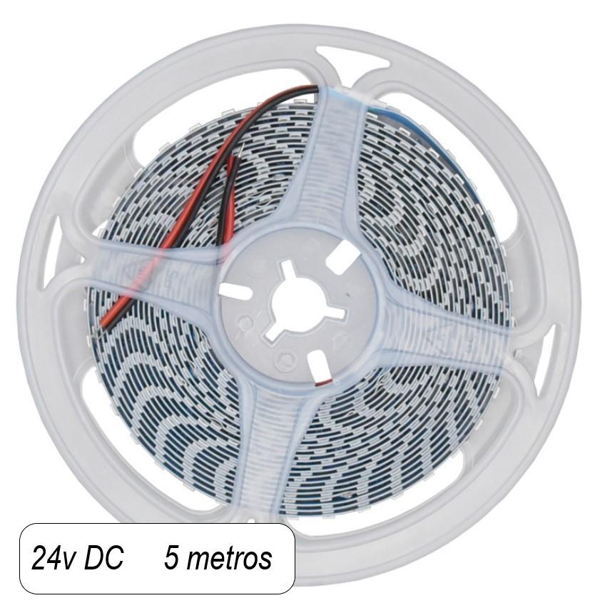 FITA DE LED 24V 90W ESPECIAL PARA TALHOS IP20 5M MONOCOR