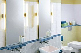 linestras led para lavabos y baños