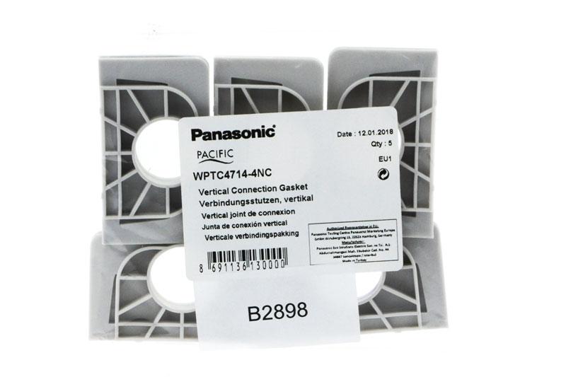 unión conexiones verticales Panasonic
