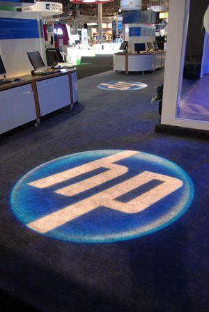 proyector de logos