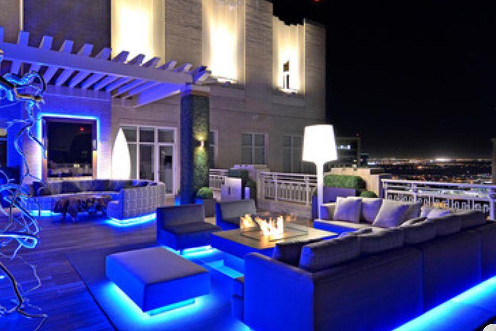Manguera de luz led colores y luces para decorar exteriores - Luces de led para exterior ...