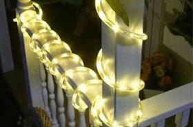 iluminación led decorativa para exteriores