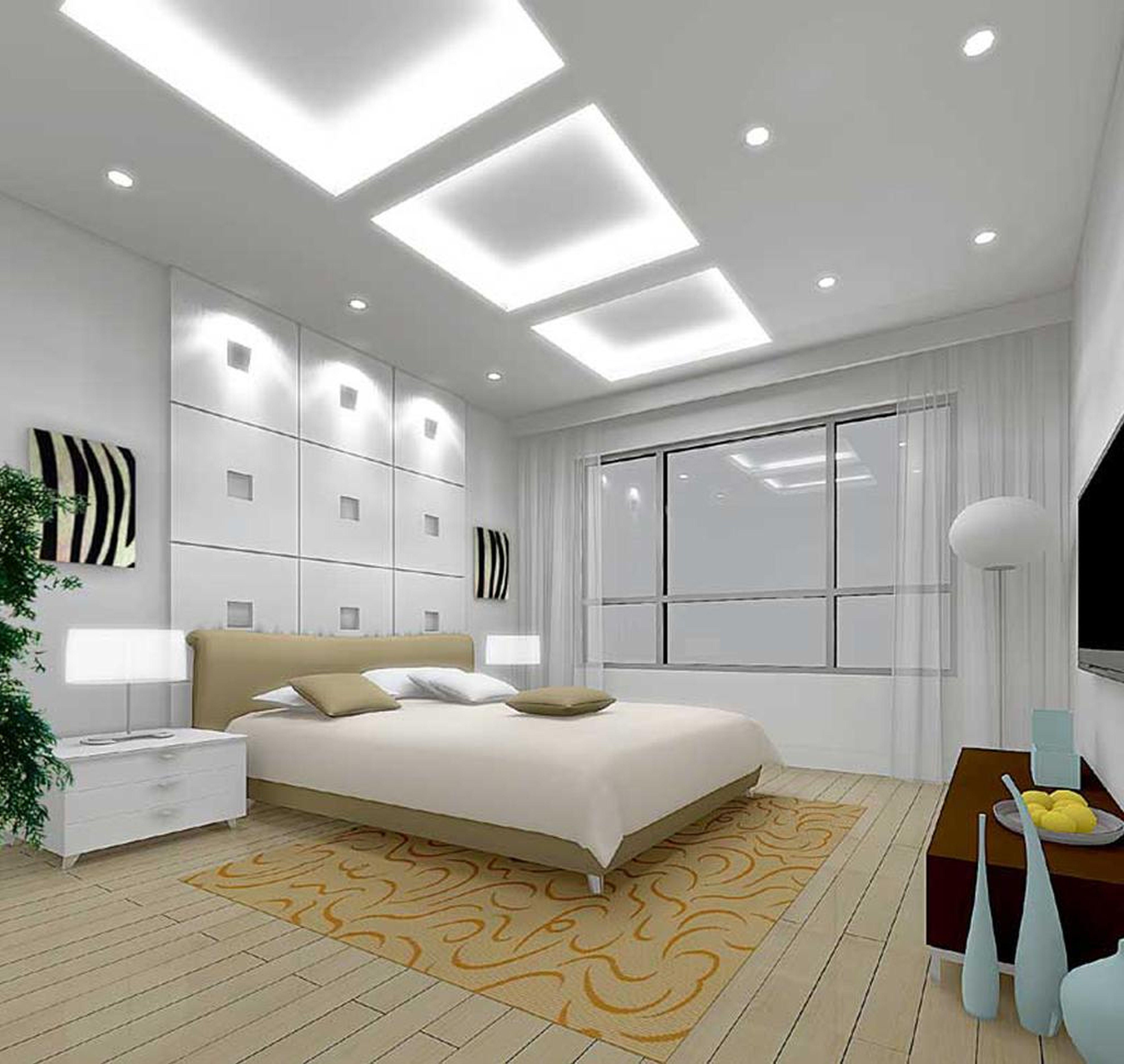 dormitorio con
