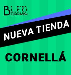 cornella led barcelona nueva tienda