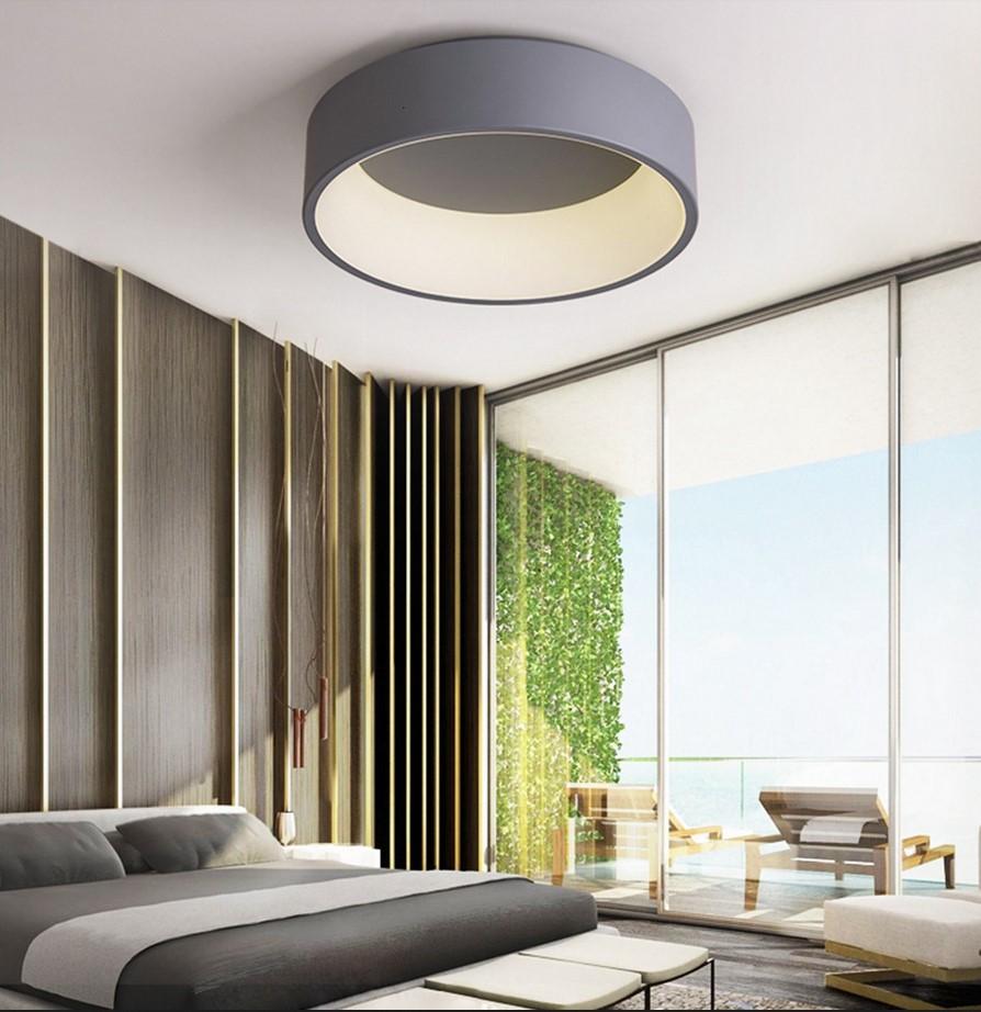 lamparas de techo habitación