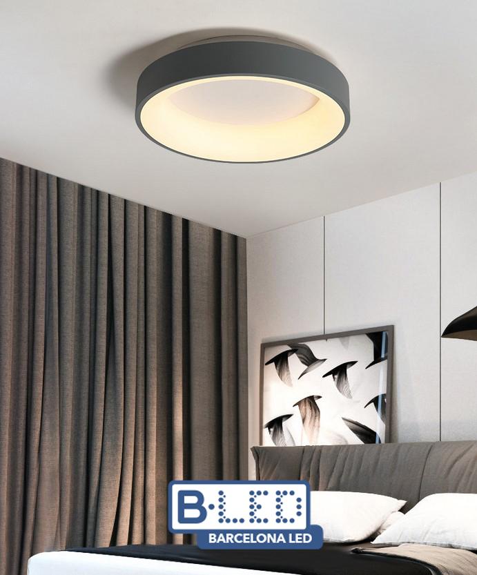 lamparas de techo dormitorio