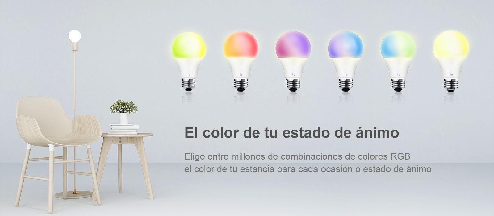 Bombillas LED Google Home