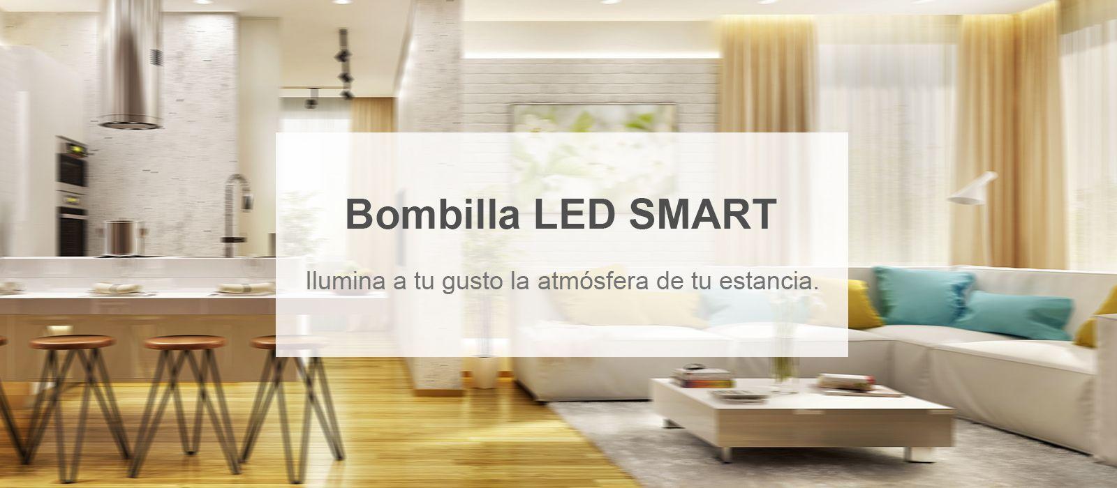 Bombillas LED Smart