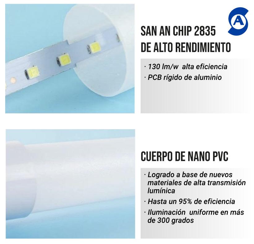 tubos de led