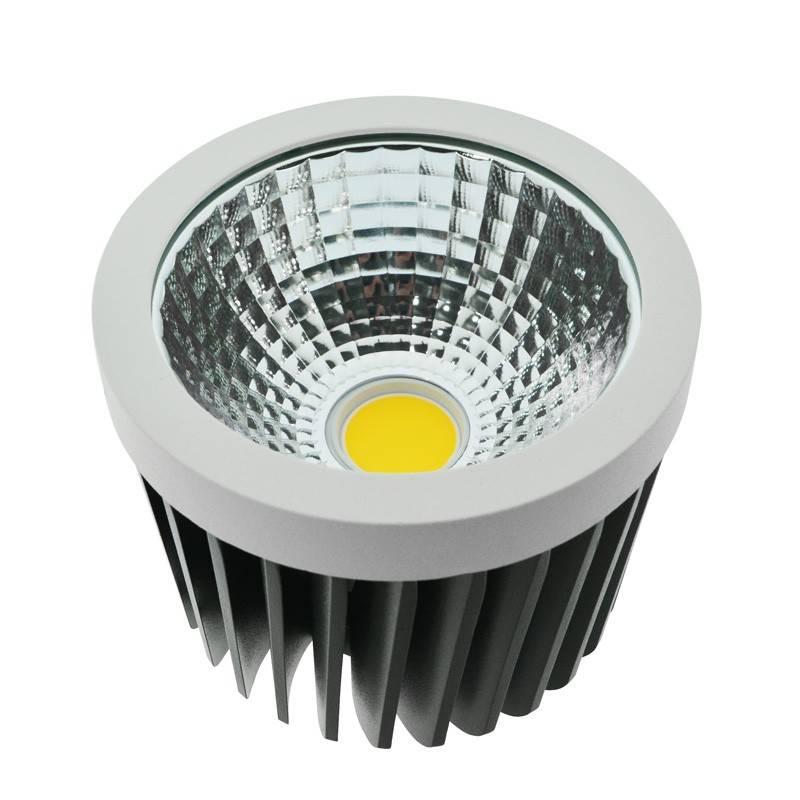Lâmpada LED AR111 30W driver externo 2550lm