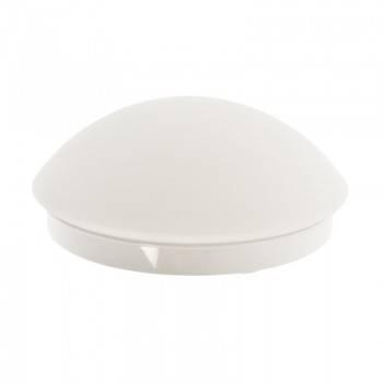 Plafón LED de superfície com sensor para lâmpada E27 IP44