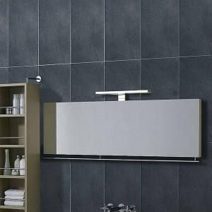 Aplique de espelho para casa de banho LED 8W 40 cm