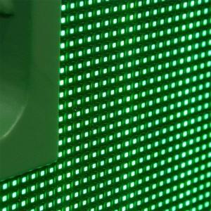 Cruz de farmácia LED programável multicor 61,7x61,7cm