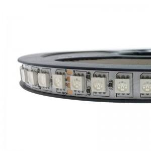 Fita LED RGB 24V-DC 100W 10mm - rolo 5 metros