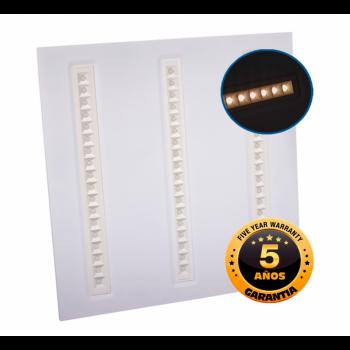 Painel LED 60x60cm SLIM 36W antideslumbramento UGR16