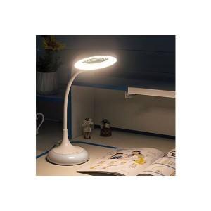 Candeeiro de mesa com lupa LED 8W CCT dimável