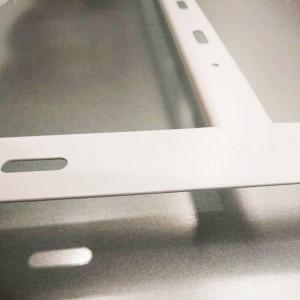 Painel LED de superfície 120x30cm 45W 3460lm moldura branca