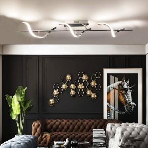 Candeeiro de teto LED BERGMAN Hollywood LED 30W