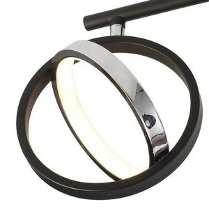 Candeeiro de parede moderno KELLY Hollywood LED 1530lm 18W