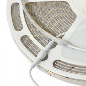Fita de LED 24V-DC 10W/m SMD5050 IP68 Rolo 20 metros