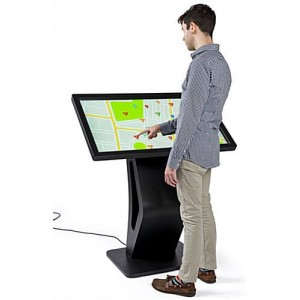 "Display publicitario -  Digital Kiosk Display 43"" Ecrã Táctil"