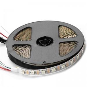 Fita LED inteligente IC 5V/DC 5 metros IP20 60ch/m