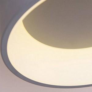 """Candeeiro de teto LED nórdico """"ONCAMO 2"""" 27W"""