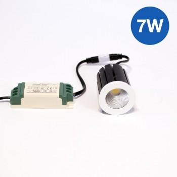 Dicroica LED 7W Driver Externo 230V