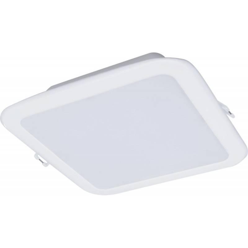 Downlight LED encastrável quadrado LEDINARE DN065B G2 11W 1000lm - Philips