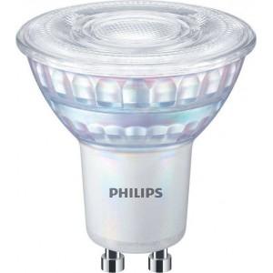 Lâmpada LED GU10 Regulável 6W 120º 680lm - Master LED Spot Philips