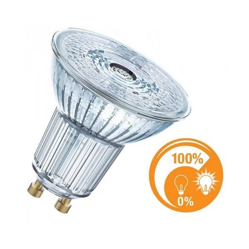 Lâmpada dicróica GU10 LED OSRAM PAR16 8W GU10 60º dimável
