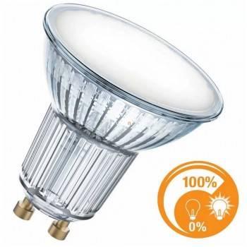 Lâmpada GU10 LED OSRAM Parathom DIM PAR16 8W 120º dimável