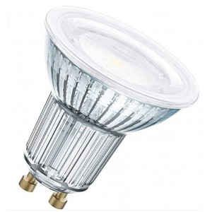 Lâmpada LED dicróica GU10 LED OSRAM VALUE PAR16 80 120º 6,9W