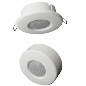Sensor de movimento infravermelho 2 em 1 (superfície / encastrar) 360º