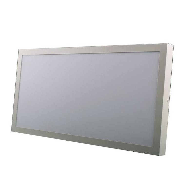 Plafon Painel LED de superfície 60x30cm 24W 2150 Lumens driver lifud