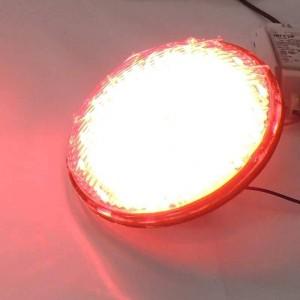 Refletor LED RGB para piscina PAR56 25W 12V (controle de pulso)