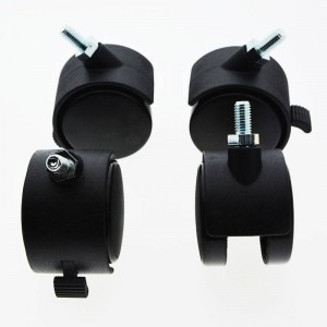 Kit de 4 rodas 10mm para Display publicitario