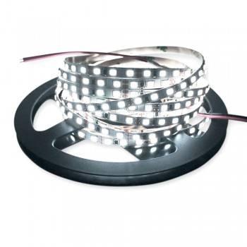 Fita LED de LED 24V-DC 9.6W/m largura 5mm monocor IP20 - 5 metros