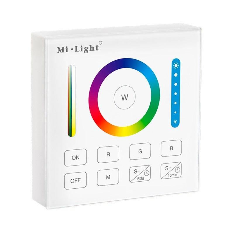 Painel de controlador remoto RGB+CCT | Mi Light