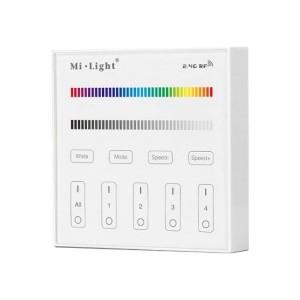 Controle remoto de 4 zonas RGB e RGBW | Mi Light