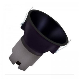 "Foco LED encastrável 6W 24º Recto ""KOPPA"" baixa UGR"