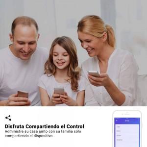 Tomada inteligente para exterior WiFi | Sonoff S55