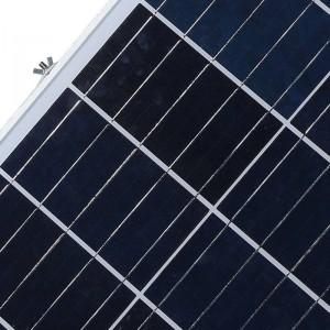 Projetor solar LED 10W com controle remoto