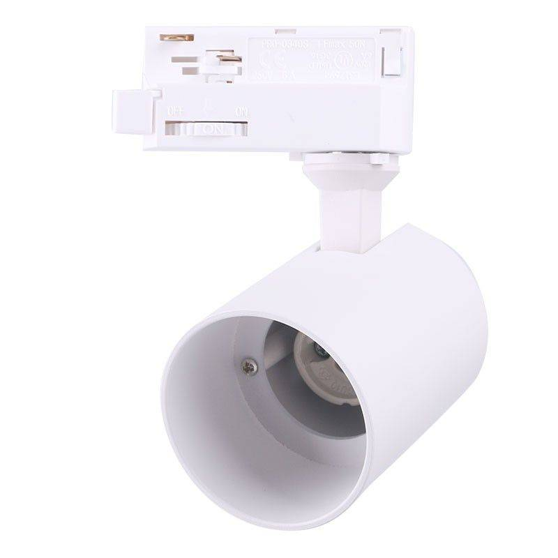 Foco LED para Carril Monofásico Orientável GU10