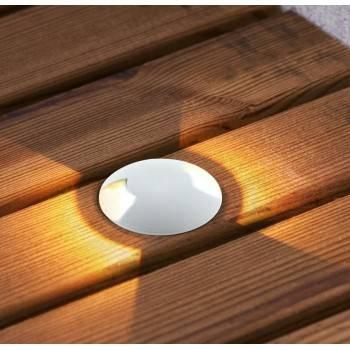 Foco LED de piso e baliza de sinalização 0,75W 12V-DC IP67