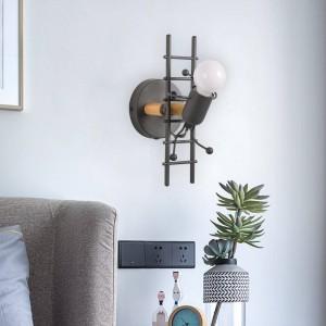 """Aplique de Parede Decorativo """"Doll Ladder"""" E27"""