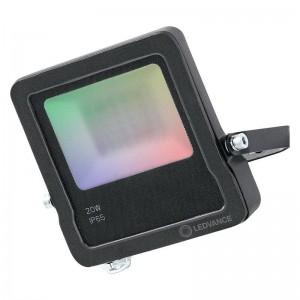 Projetor LED OSRAM LEDVANCE RGBW SMART WiFi FLOOD 20W
