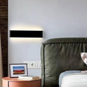 "Aplique de parede LED nórdico ""SILEA"" 19W"