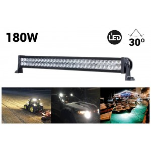 Barra LED 4x4, todoterreno 180W, 12000lm - IP67