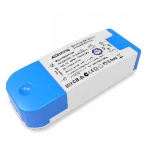 Driver atenuável LED TRIAC de corrente contínua 25-42VDC 300mA
